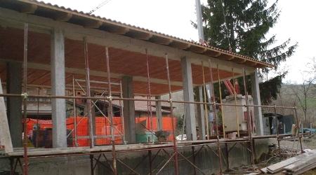 Il cascinotto di Tullio struttura