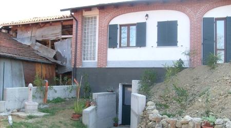 La casa di Tullio II livelli