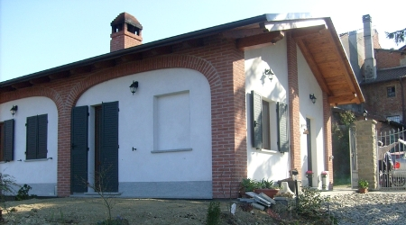La casa di Tullio esterno