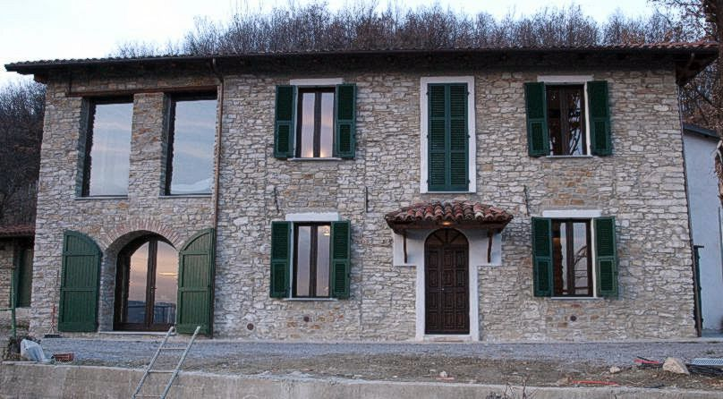 Casa di bistagno giuseppe morbelli for Piani di casa a sud abitano com piccole case