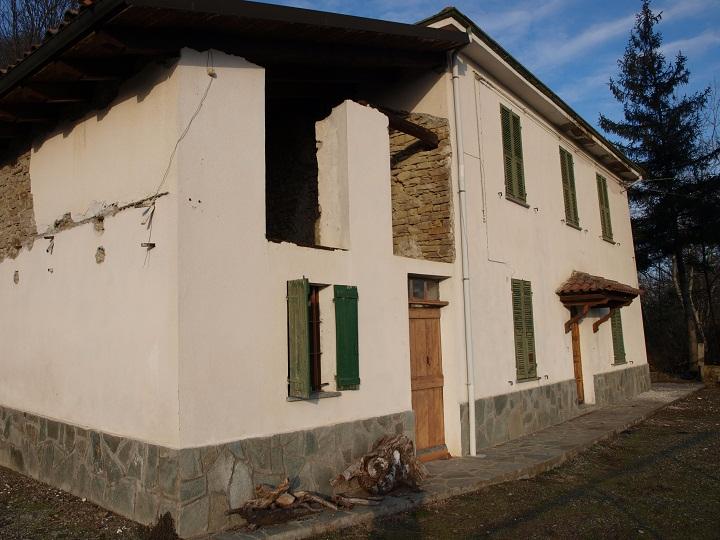 Casa di bistagno giuseppe morbelli - Cornicione casa ...